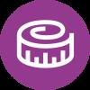 PurpleApple Infosystems Exact Size